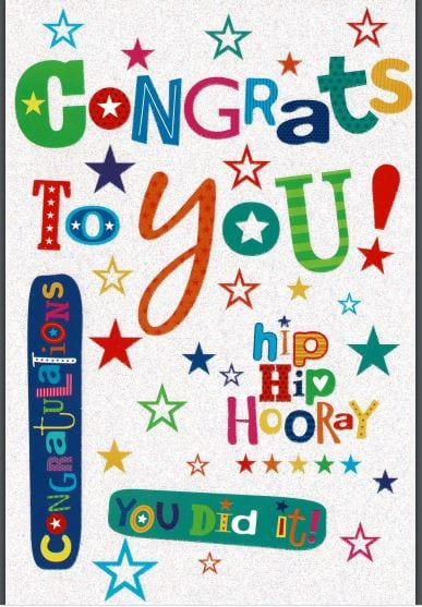 Card To Primary Students